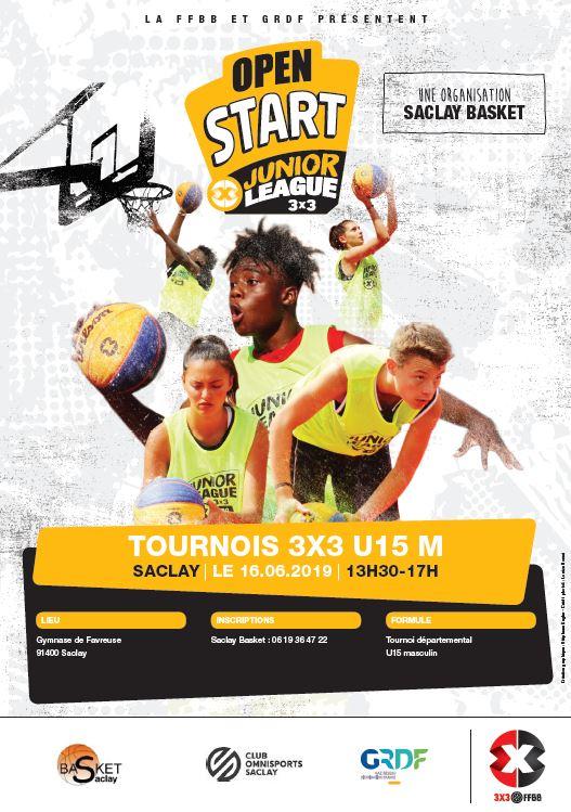 Tournoi 3×3