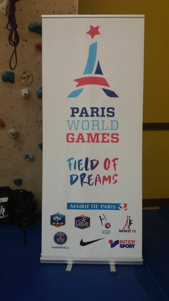 Nos U15F étaient à Paris World Games