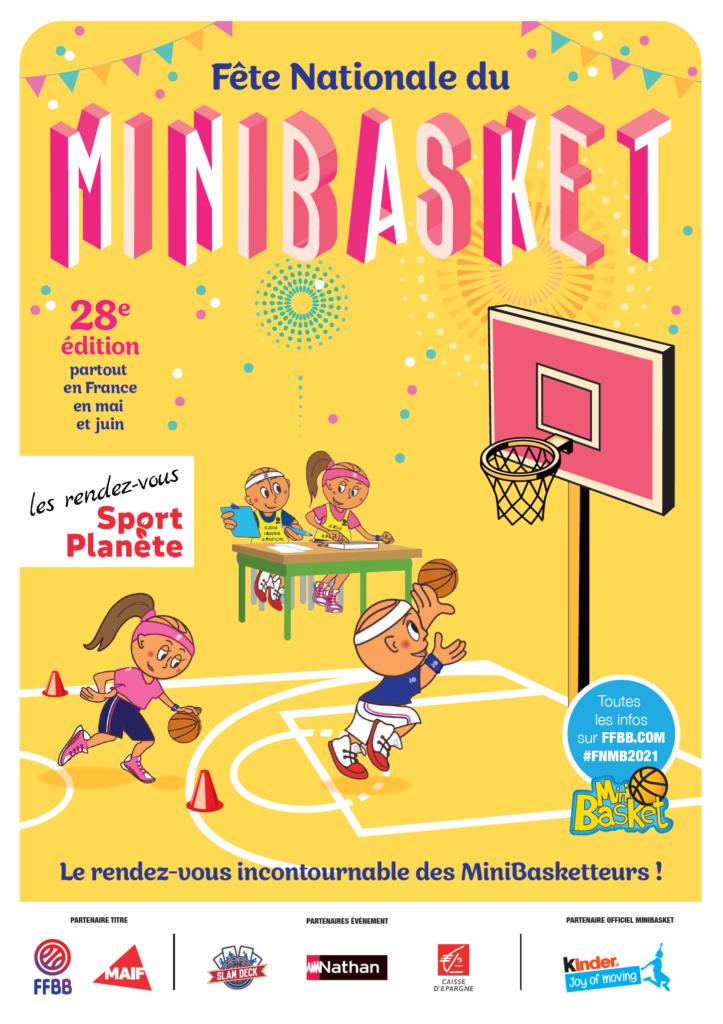 Fête du Mini Basket